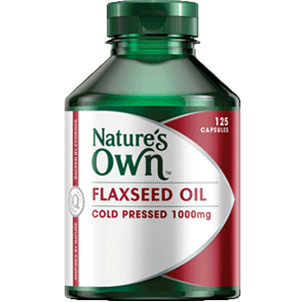 Natures Own Flaxseed Oil