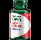 Natures Own Mega Krill Oil