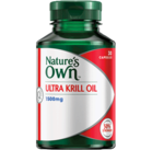 Natures Own Ultra Krill Oil