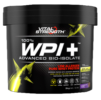 Vital Strength WPI Plus