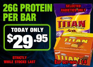 Titan Bars