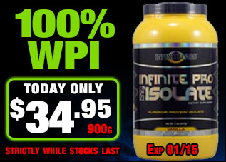 Infinite Labs Infinite Pro Whey Isolate