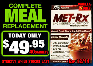 MET-Rx Original Meal Replacement