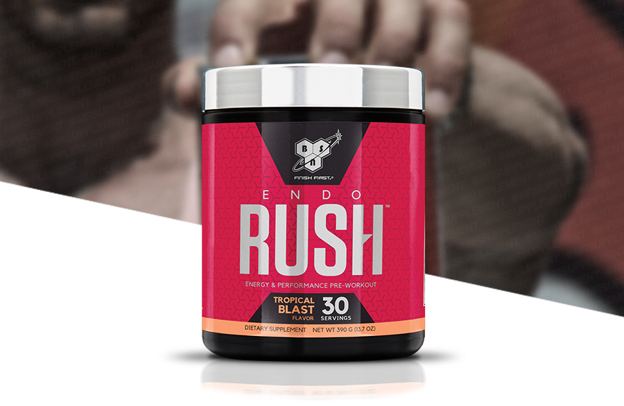Giant rush pre workout review