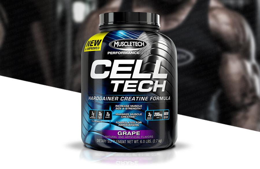Cell Tech by Muscletech | Creatine Blends | Mr Supplement