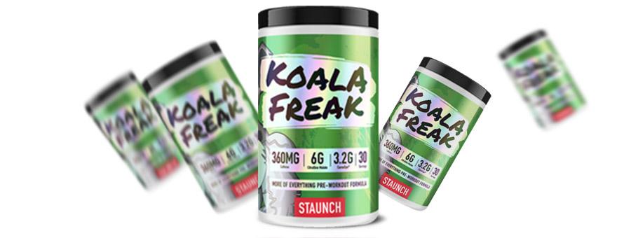 Image result for staunch koala freak