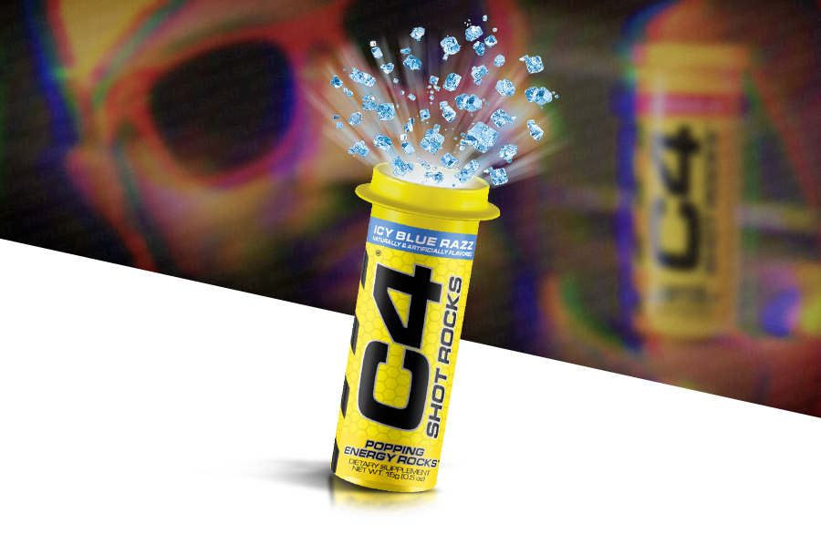 Cellucor C4 Shot Rocks Performance Drink Mr Supplement