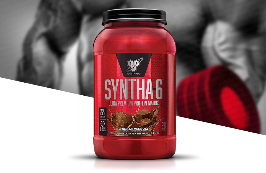Syntha 6 By Bsn Blended Protein Powder Mr Supplement Australia