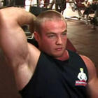 Dumbbell One Arm Overhead Tricep Extension