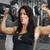 Amanda Latona - Dumbbell Shoulder Press