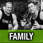 Marcus Ruhl On His Family